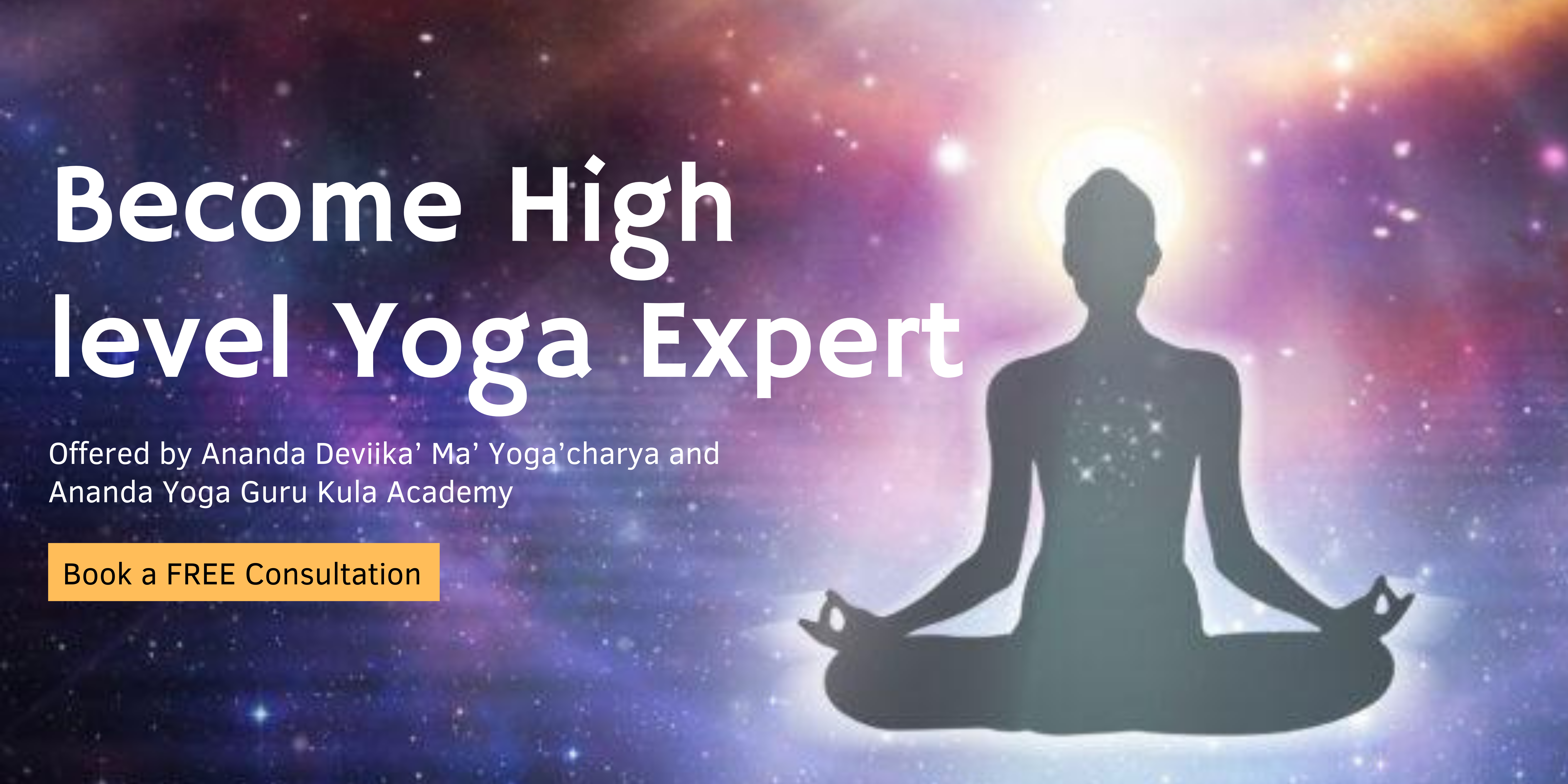 Become High level Yoga Expert
